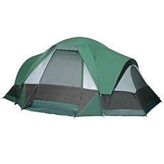 Gigatent White Cap Mt. 10-Person Dome Tent