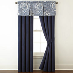 Royal Velvet® Modena 2-Pack Curtain Panels