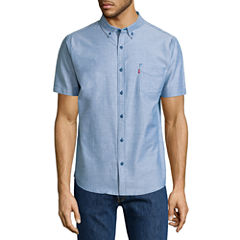 Levi's® Seoul Short Sleeve Button Up Shirt