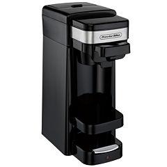Proctor-Silex® Single-Serve Plus Coffee Maker