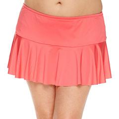 Liz Claiborne Swim Skirt-Plus