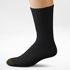 Gold Toe® 6-pk. Athletic Crew Socks–Big & Tall