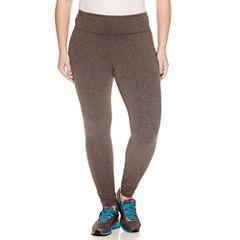 Xersion Jersey Leggings-Plus