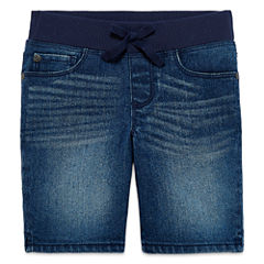 Arizona Knit Bermuda Shorts - Preschool Girls