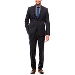 Collection by Michael Strahan Charcoal Texture Suit Separates-Classic Fit