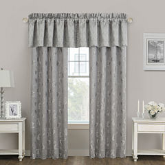 Marquis by Waterford Samantha Rod-Pocket Curtain Panel