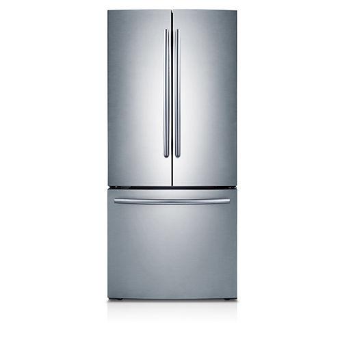 "Samsung 21.8 cu. ft. 30"" Wide French-Door Refrigerator"