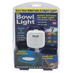 As Seen On TV Bowl Light