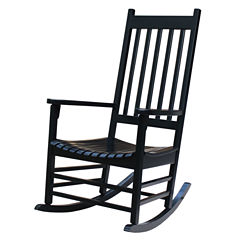 International Concepts Porch Patio Rocking Chair