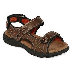 Arizona Dexter Boys Strap Sandals - Little Kids/Big Kids