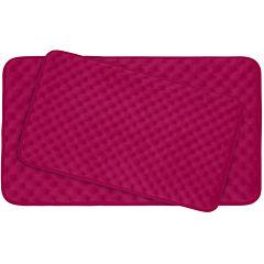 Bounce Comfort Massage 2-pc. Memory Foam Bath Mat Set