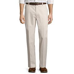 2-Pk. St. John's Bay Classic Flat-Front Pants