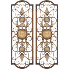 Wall Decor Metal metal wall art, metal wall decor - jcpenney