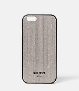 iPhone 6 Grey Oak Wood Case
