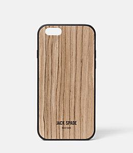 Ebony Wood iPhone 6 Case