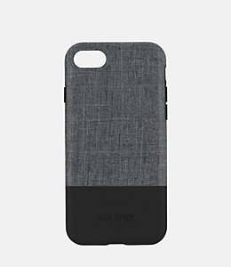 iPhone 7 Tech Oxford Colorblock Case