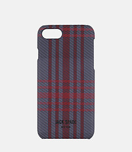 iPhone 7 Holiday Plaid Snap Case
