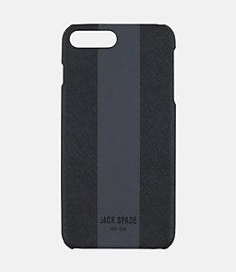 iPhone 7 Plus Racing Stripe Snap Case