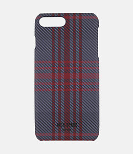 iPhone 7 Plus Holiday Plaid Snap Case