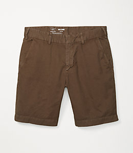 Jack Spade X Save Khaki United® Twill Short