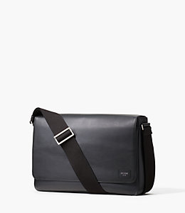 Leather Dipped Messenger