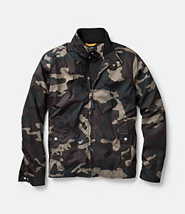 Camo Peyton Shell Jacket