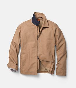 Cotton Zip Supply Jacket