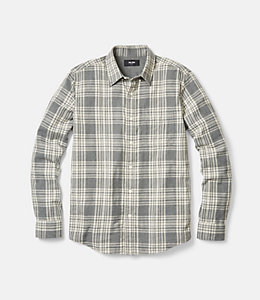 Palmer Heathered Double Face Plaid Shirt