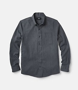 Palmer Heathered Herringbone Shirt