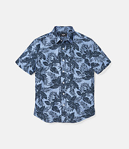 Clift Short Sleeve Tropics Point Collar