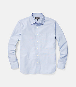 End On End Spread Collar Shirt