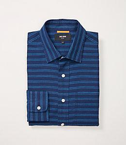 Striped Dobby Shirt