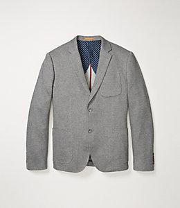 The Knit Blazer