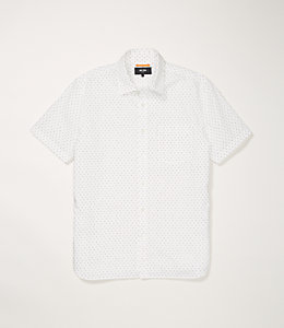 Short Sleeve UFO Dot Shirt