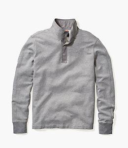 Half Button Sweatshirt