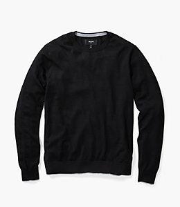 Real-Life Merino Crewneck Sweater