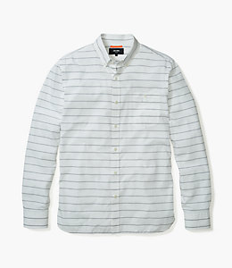 End on End Striped Shirt