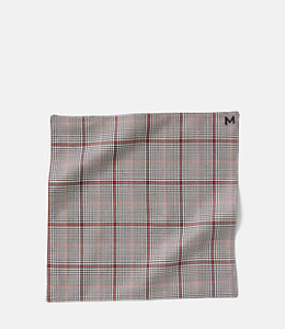 Margo Petitti Diamond Tile Pocket Square