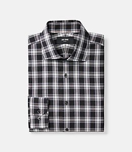 Thompson Classic Fit Pinpoint Oxford Dress Shirt