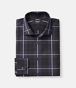 Thompson Classic Fit Cunningham Tartan Dress Shirt