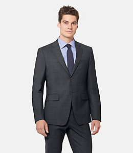 Warren Fit Tropical Wool Suit