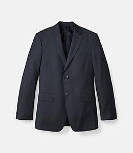 Warren Fit Wool Glen Plaid Suit