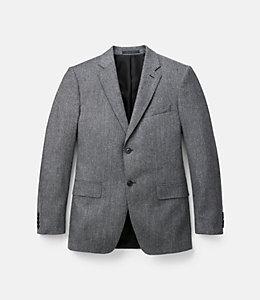 Warren Fit Wool Herringbone Sport Coat