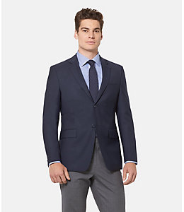 Warren Fit Wool Hopsack Sport Coat