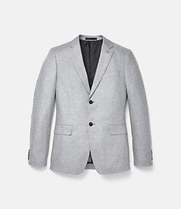 Warren Fit Silk Herringbone Sport Coat