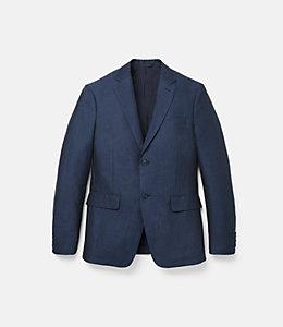Warren Fit Cotton Linen Herringbone Sport Coat