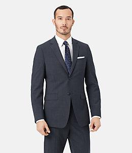 Warren Fit Wool Plain Weave Suit