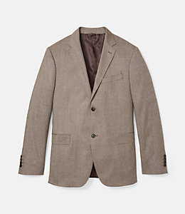 Warren Fit Herringbone Sport Coat