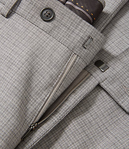 Warren Fit Micro Check Trouser