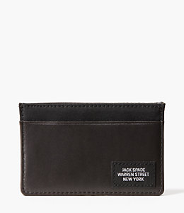 Waxwear Credit Card Holder